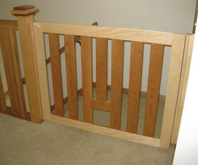 tall cat gate for stairs