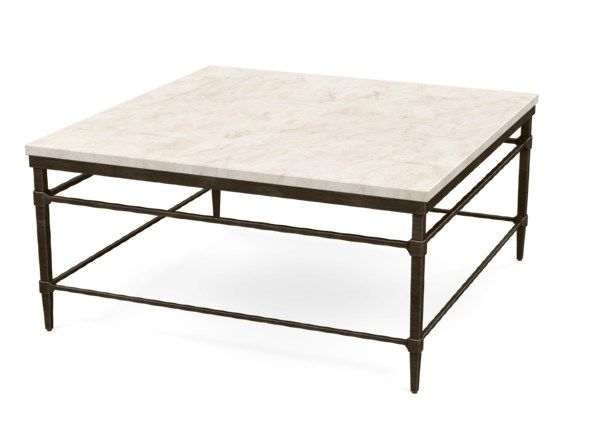 Get Square Stone Top Coffee Table Gif