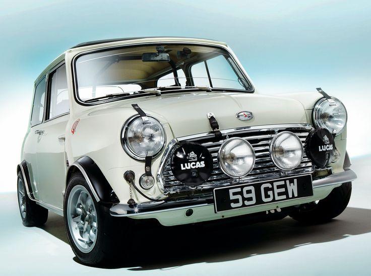 Mk.II Morris Mini Cooper S