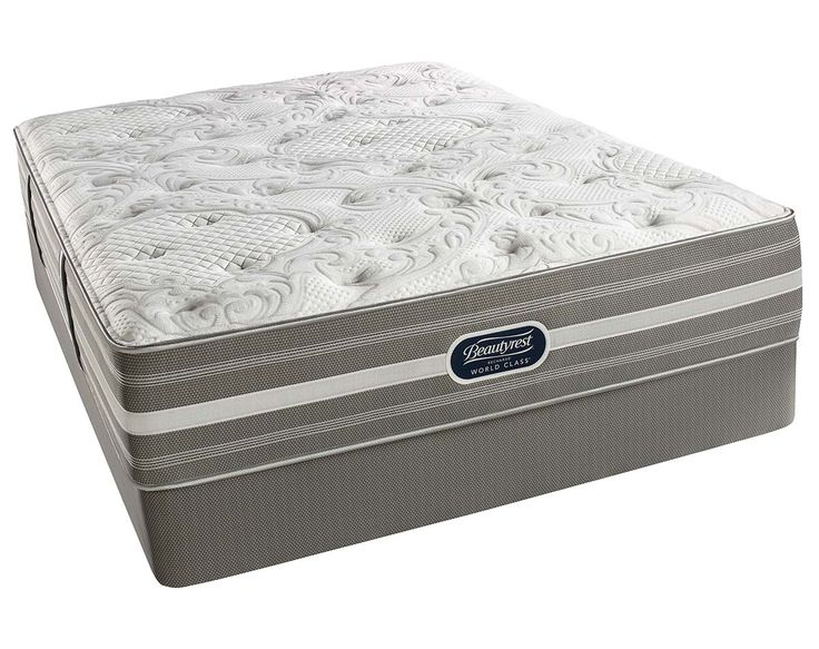 Twin Full Queen King Simmons 174 Del Aire Plush Mattress