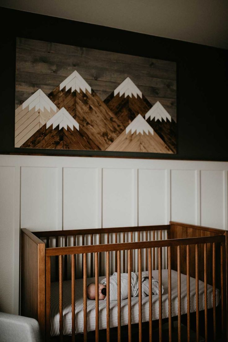Baby Boy Nursery Tour: August's Nursery Tour