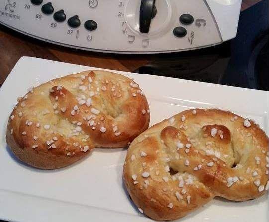 Rezept Sankt Martin Brezeln von Aaronberner - Rezept der Kategorie Backen süß