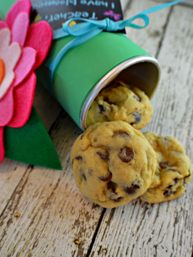 It's National Chocolate Chip Day: Chocolate Chip Overdose Cookies - My Sweet Sanity