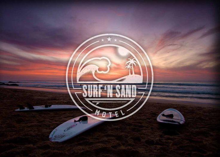 surf 'n sand logo