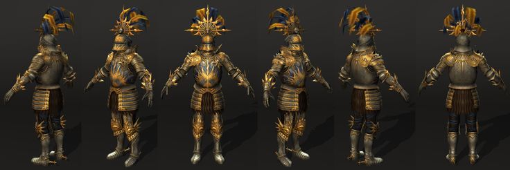 ArtStation - Warhammer age of Reckoning, Jeremy Klein