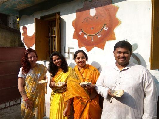 International volunteering opportunities-SMILE Society