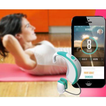 LumaFit Sensor – первый в мире фитнес-трекер для души и тела (трекер для йоги)