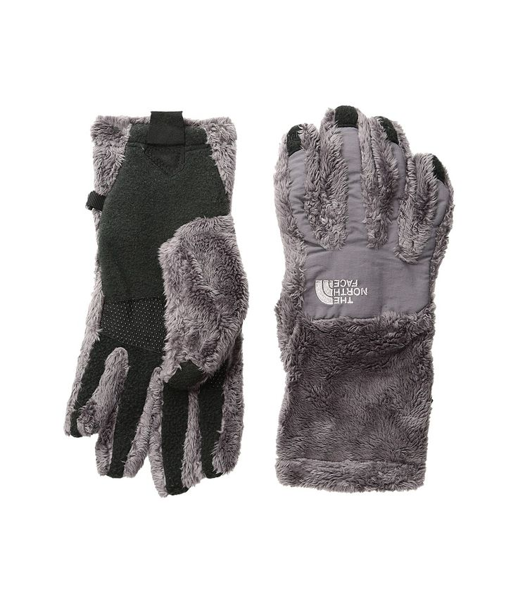 THE NORTH FACE THE NORTH FACE - WOMEN'S DENALI THERMAL ETIPTM GLOVE (RABBIT GREY) EXTREME COLD WEATHER GLOVES. #thenorthface #