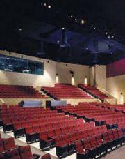 Chicago High School Auditorium