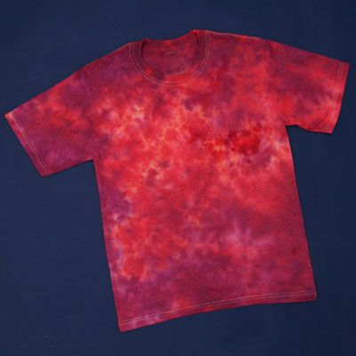 di tie dye tutorial-Crumpled And Cool