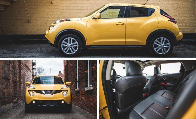 Nissan Juke - Car and Driver