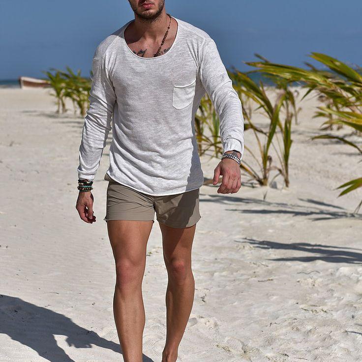 Best 25 Men 39 S Beach Fashion Ideas On Pinterest Men 39 S