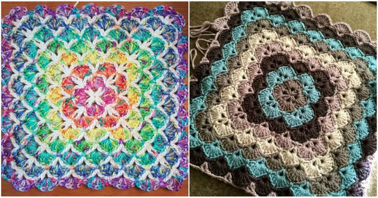 Tradition of crocheting is long and from the beginning there were lot of  ideas how to crochet universal blanket or what is the best stitch to do that… We can list of many but there are few m…