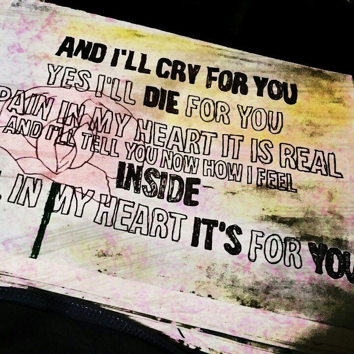 Art journal, candlebox lyrics