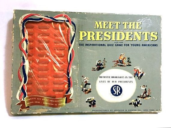 meet the presidents game