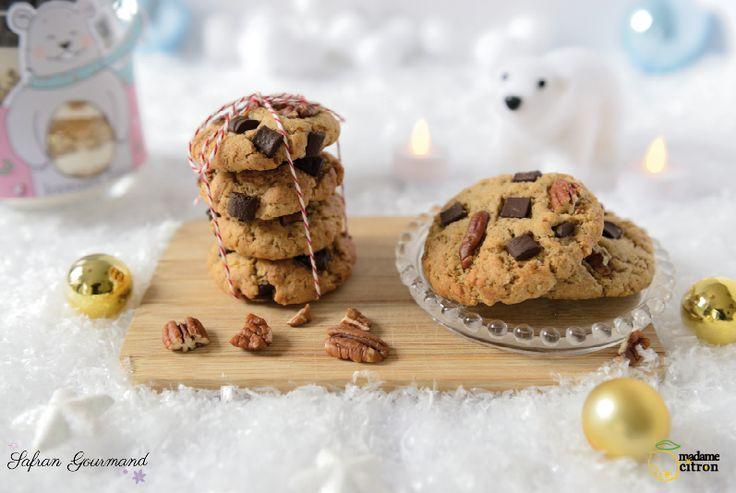 Biscuits de Noël en Bocal - Safran Gourmand