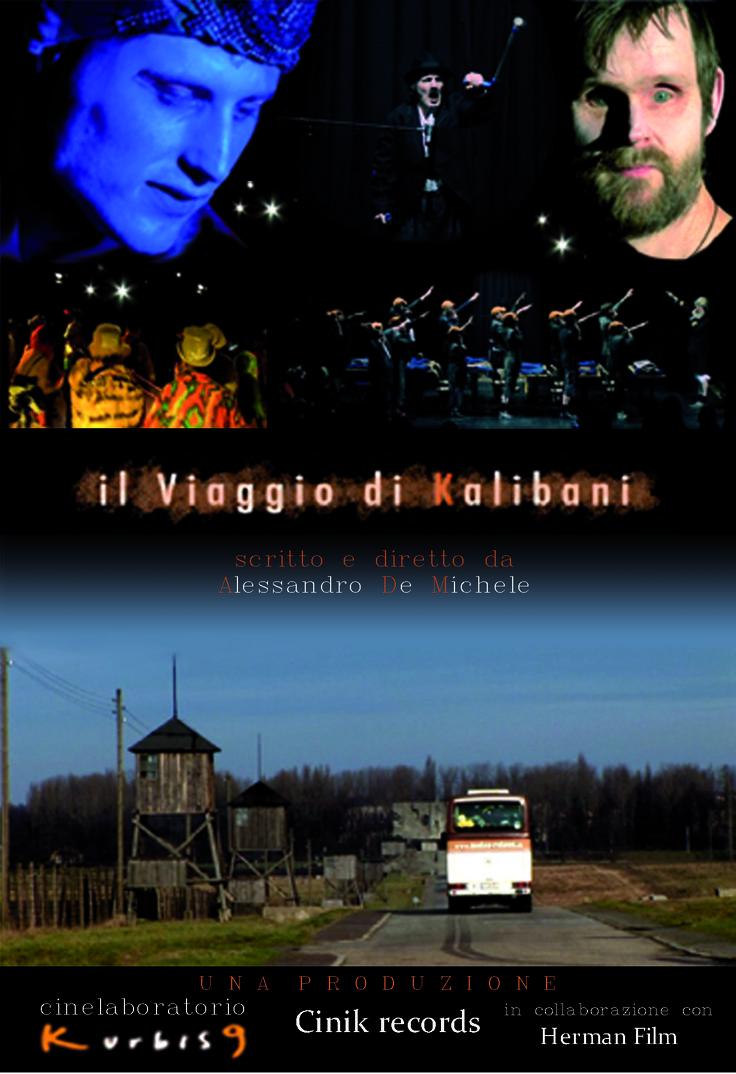 Il viaggio di Kalibani Kalibani:un viaggio dell'anima e del corpo
