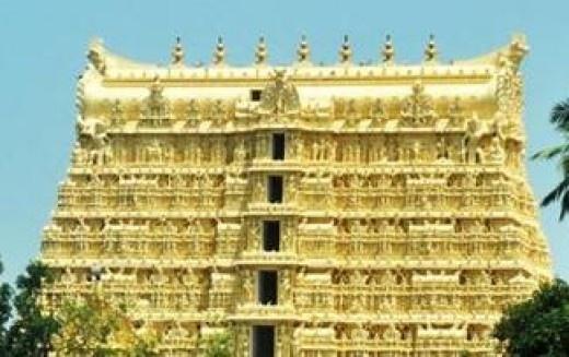 Sree Padmanabhaswamy Richest Hindu Temple In World Gold