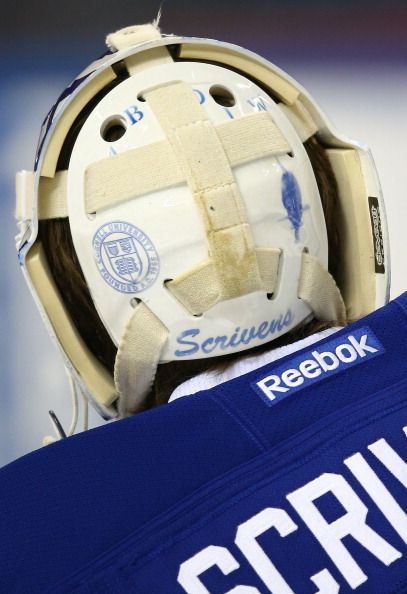 Ben Scrivens Kings Mask | www.imgkid.com - The Image Kid ...
