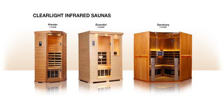 infrared saunas for detoxification