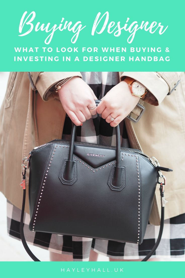 5560321ab8f7 Oooooh Fancy  What To Consider When Buying A Designer Bag (To Get The Most  From Your Investment Fashion Piece)