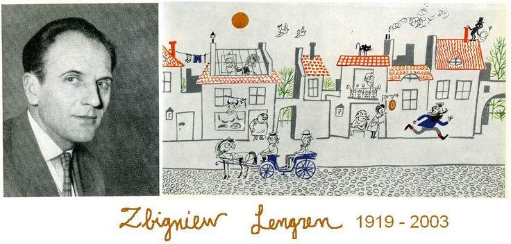 #Zbigniew #Lengren Небольшие #забавные #истории в виде #комиксов, #нарисованных #знаменитым #польским #художником-#карикатуристом #Збигневом #Ленгреном, о #приключениях #профессора #Филютека и его #Пса #Филюса #Professor #Filutek http://psychologieshomo.ru #Zbigniew-Lengren