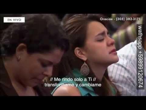 New Wine Me Rindo Solo A Ti- Adoración y Ministración Apostol Guillermo ...