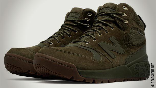 580 Deconstructed Mid и Fresh Foam Paradox - новые кроссовки для города и хайкинга