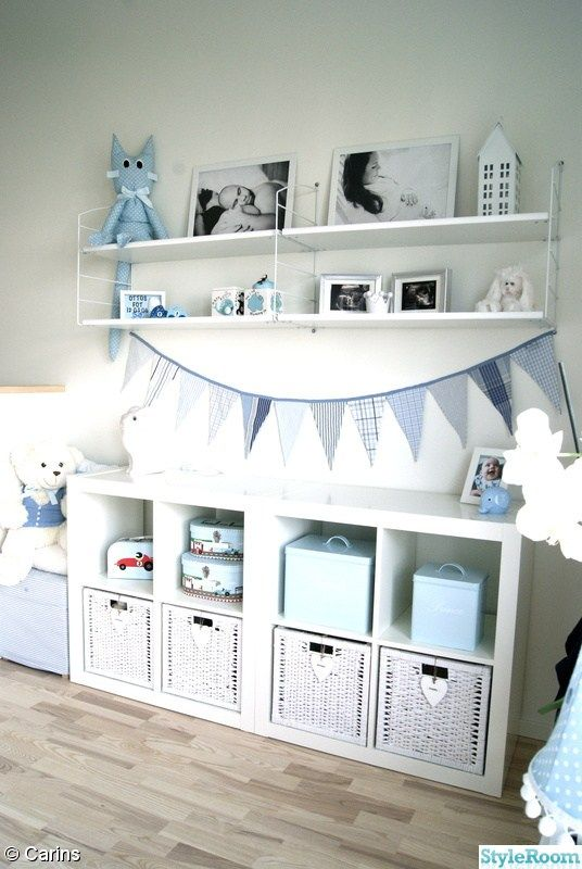 Flag banner DIY for nursery or kids bedroom. Easy projects to quickly beautify…