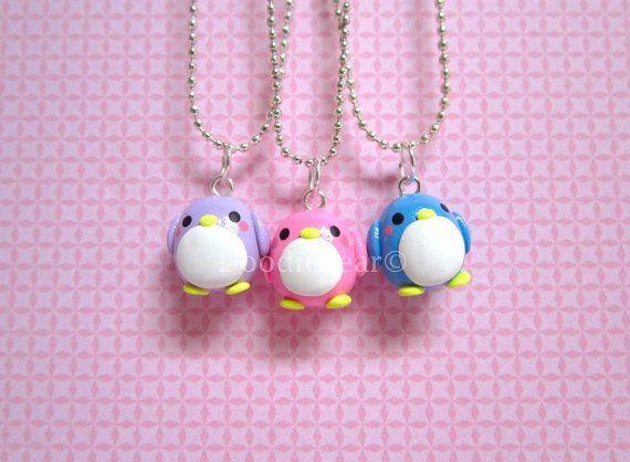Chubby penguins