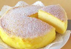 3 ingredience a je to na stole! Jednoduchý japonský koláč ovládl celý svět