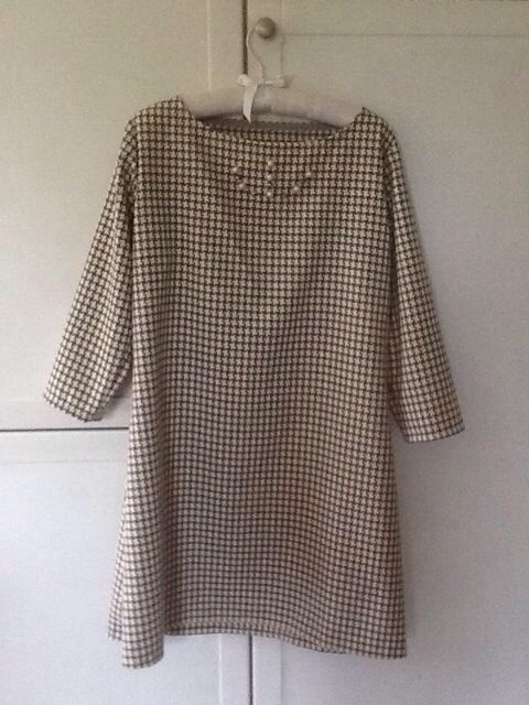 Houndstooth Coco dress