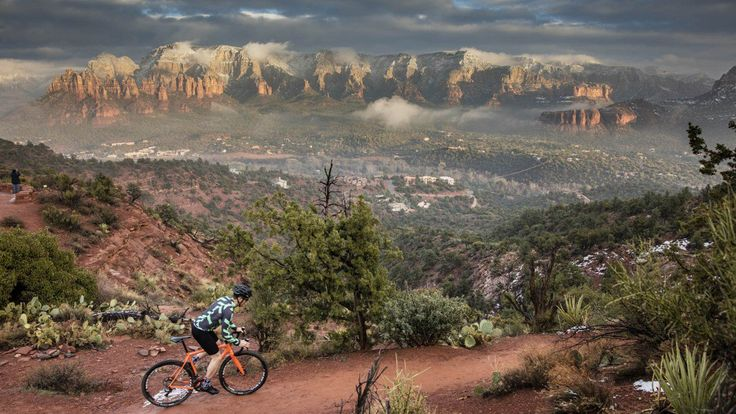Sedona Is the New Mountain Bike Mecca | Outside Online