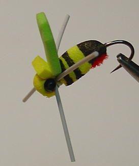 Fly tying with foam derby city fly fishers louisville for Fishing in louisville ky
