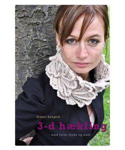 Sidsel Sangild: 3D hækling hos SelvStrik.dk