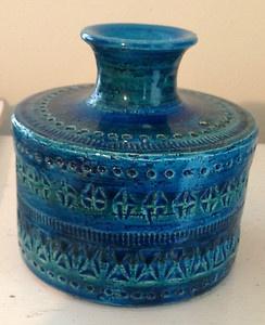 Vase (Aldo Londi for Bitossi)