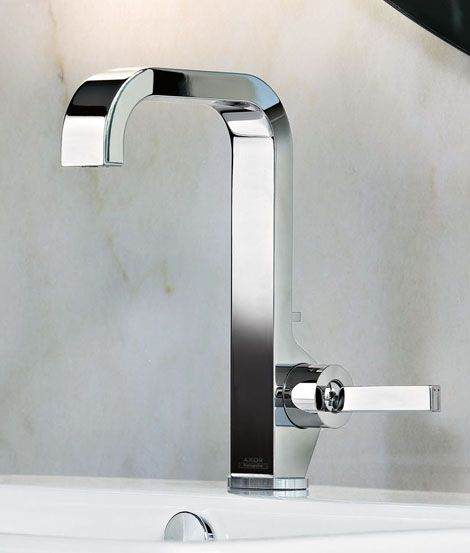 Photo Gallery On Website New Bathroom Faucets by Hansgrohe new faucet additions to Axor Citterio collection