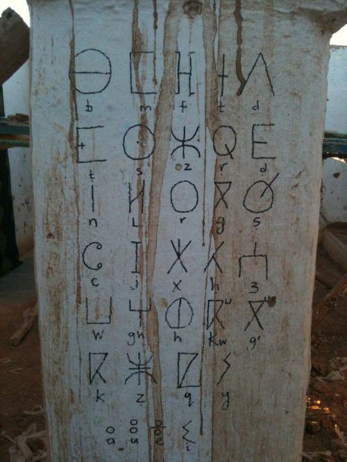 17 meilleures id es propos de alphabet kabyle sur for Decoration kabyle