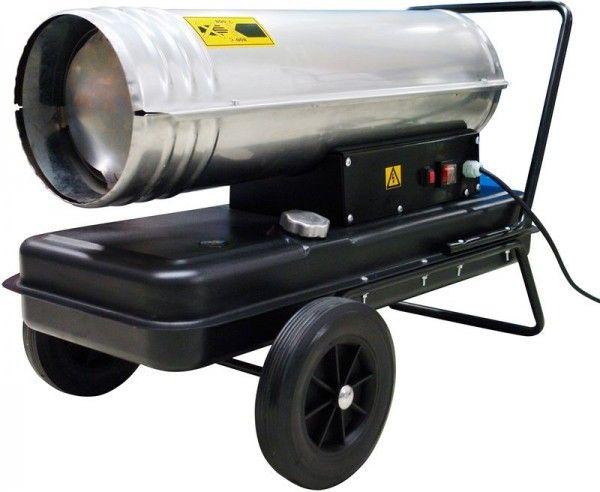 GÜDE GD 30 L Ölheizgebläse Diesel Heißluftgenerator Heizer NEU