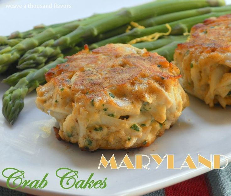 Maryland Lump Crab Cakes/no breadcrumbs