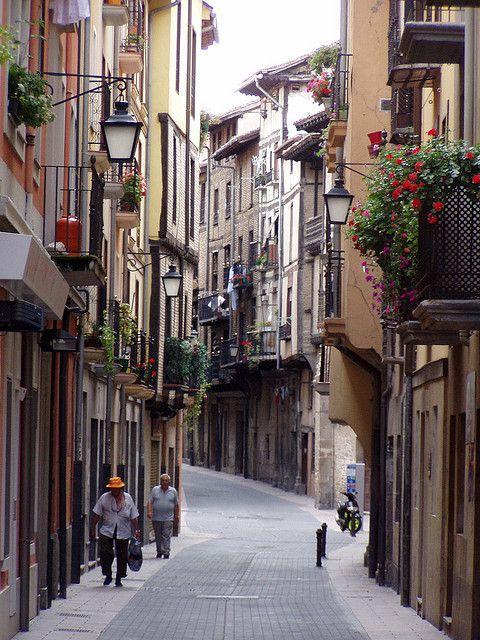 Casco Viejo, Vitoria, Alava, Spain