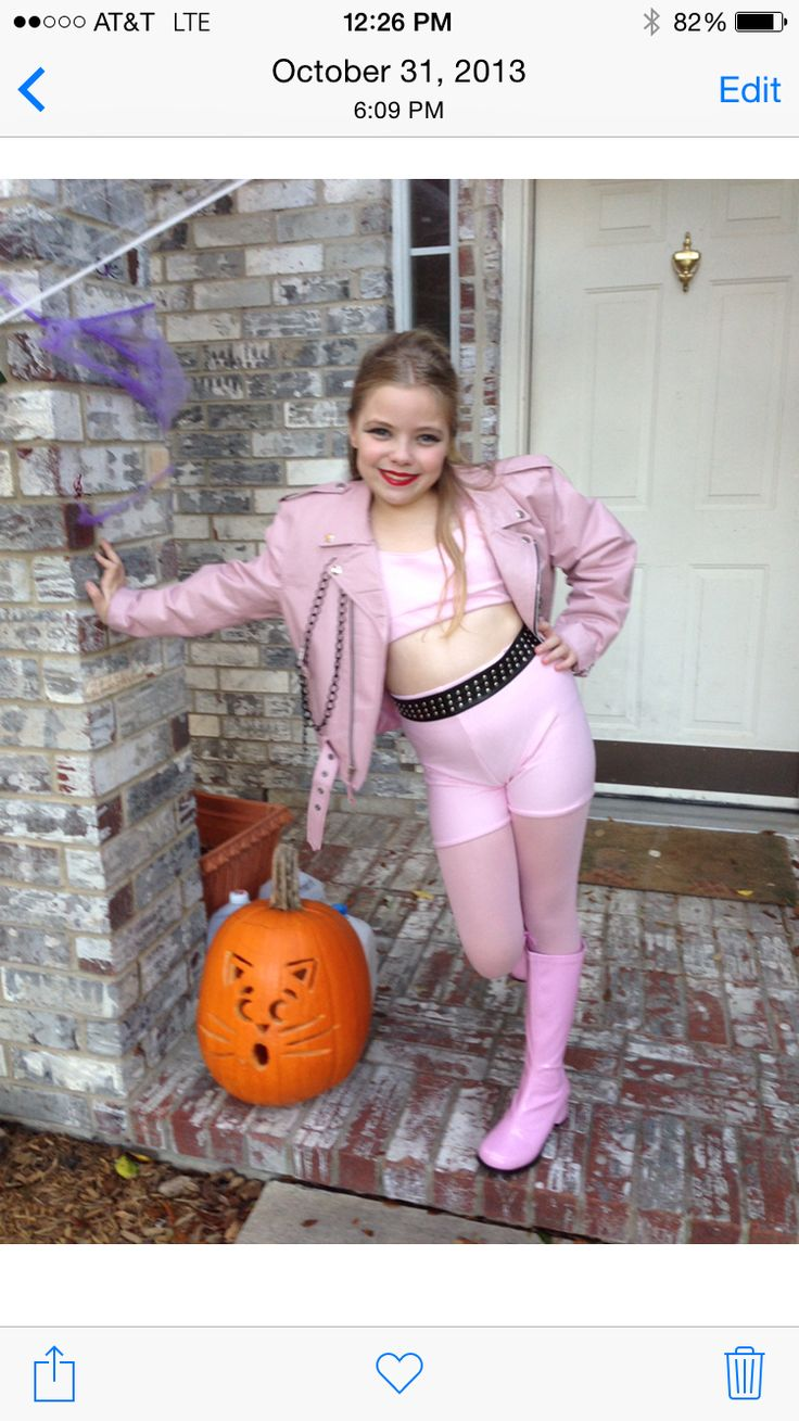 Halloween Costumes Biker Girl