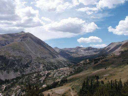 Hoosier Pass – Mt. Lincoln Trail