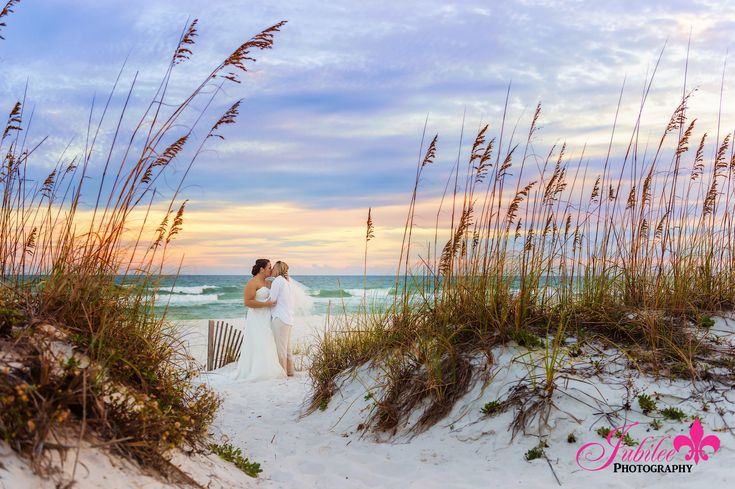 Kelly + Dottie – Pensacola Beach Wedding, Destin beach wedding photographer, jubilee photography