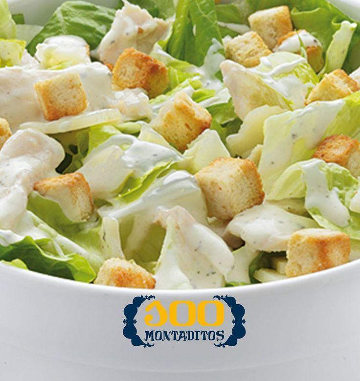 Ma che bella giornata primaverile...giornata perfetta per godersi una delle nostre sei insalate...