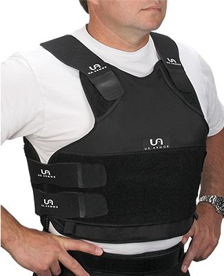 U.S. Armor | Enforcer 5000 | Custom Fit Body Armor | You'll Wear It! | www.usarmor.com