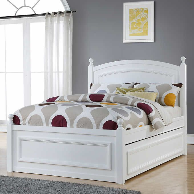 Hailey Full Bed With Trundle