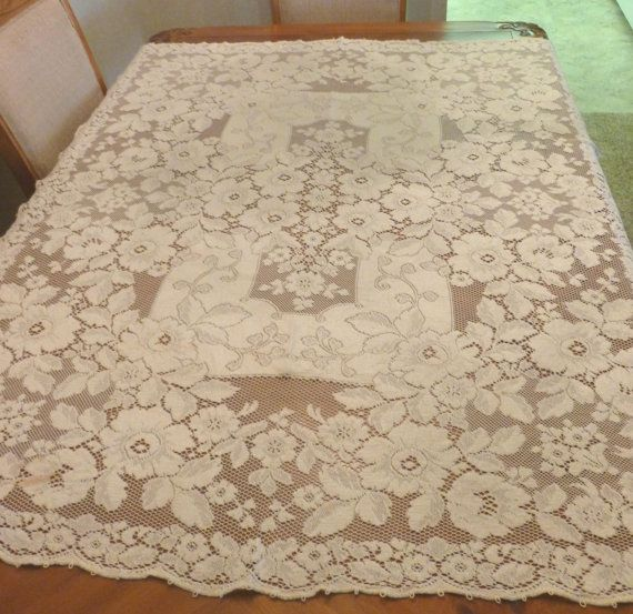 23 best quaker tablecloths names numbers images on for Tablecloth 52 x 120