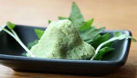 Wasabi, Si Hijau Pedas Pendamping Sashimi | gayahidup | Mobile Tempo.co