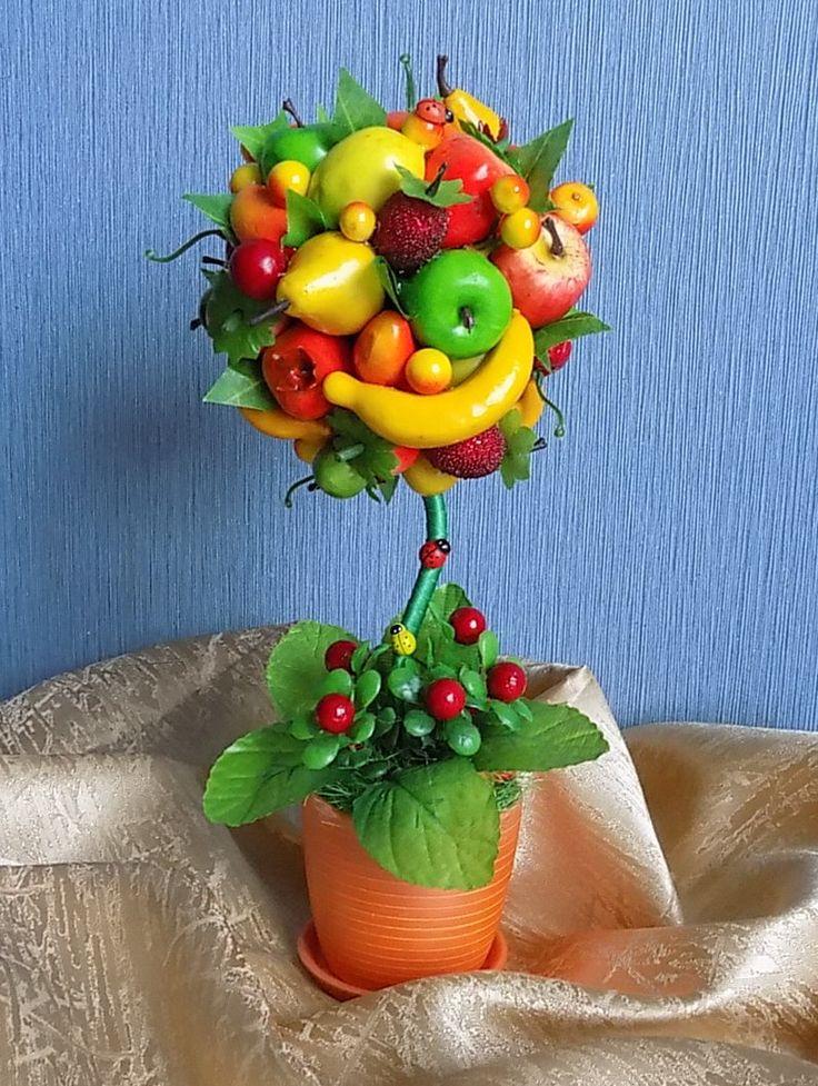 засветы топиарии из фруктов картинки может работать